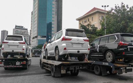 90% xe Viet kieu hoi huong tron thue nhap khau - Anh 1