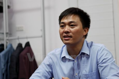Nguoi phat trien 'Bua liem Vang' trong cac khu cong nghiep Bac Giang - Anh 1