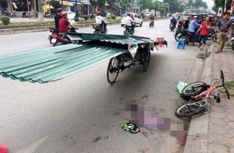 Vu xe cho ton cua co: Kho dinh chi vu an - Anh 2