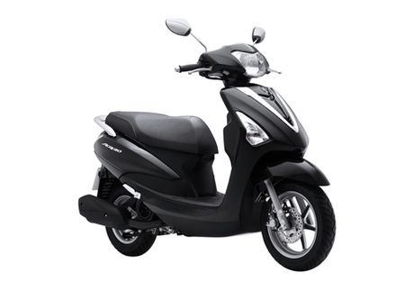 Ra mat Yamaha Acruzo 2016 mau moi - Anh 1