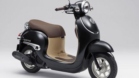 Honda va Yamaha hop tac de phat trien xe ga khong can bang lai - Anh 1