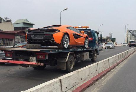 Chan pho phuong Ha thanh, McLaren 570S thu 2 tai Viet Nam duoc cho Nam tien - Anh 3