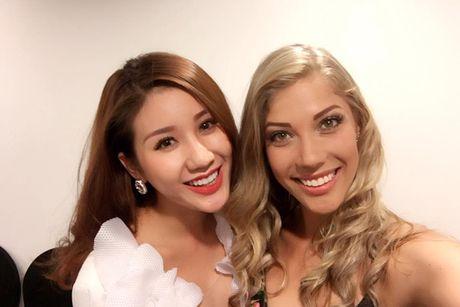 A hau Bao Nhu rang ro tai Miss Intercontinental 2016 - Anh 11