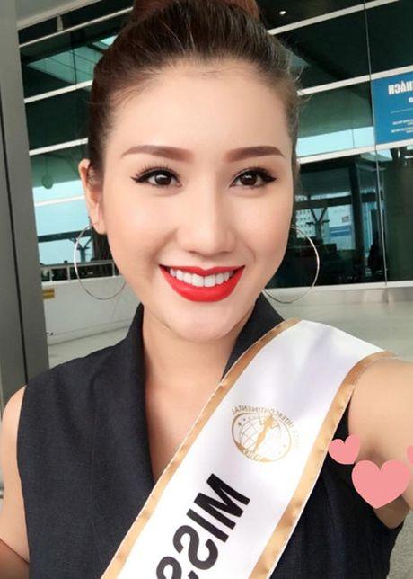 A hau Bao Nhu rang ro tai Miss Intercontinental 2016 - Anh 12