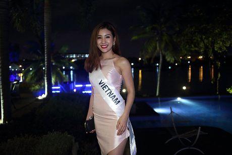 A hau Bao Nhu rang ro tai Miss Intercontinental 2016 - Anh 1