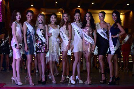 A hau Bao Nhu rang ro tai Miss Intercontinental 2016 - Anh 2