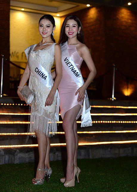 A hau Bao Nhu rang ro tai Miss Intercontinental 2016 - Anh 4