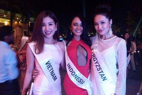 A hau Bao Nhu rang ro tai Miss Intercontinental 2016 - Anh 7