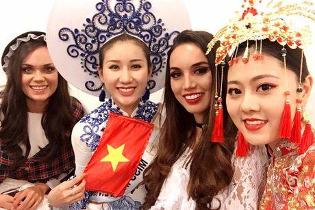 A hau Bao Nhu rang ro tai Miss Intercontinental 2016 - Anh 9