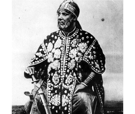 Hoang tu Ethiopia lam tieu tan ke hoach cua Duc trong The chien I - Anh 1