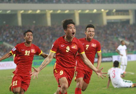 Xem truc tiep DT Viet Nam vs DT Trieu Tien 18h00 - Anh 1