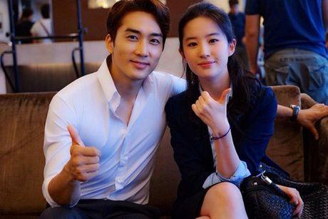 Song Seung Hun va Luu Diec Phi van dang rat hanh phuc - Anh 1
