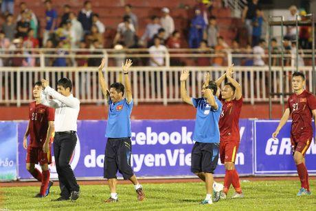 Viet Nam 5- 2 Trieu Tien - Anh 1