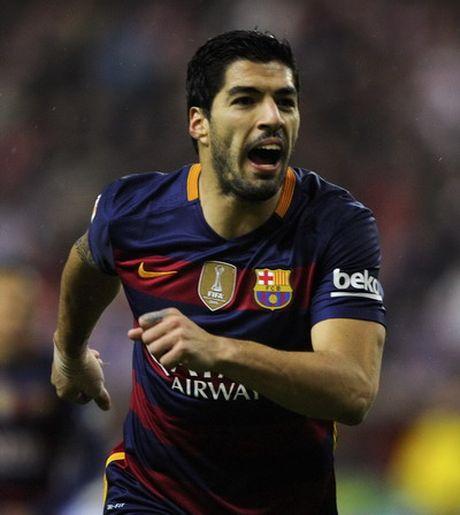 """Barcelona """"troi chan"""" MSN, Suarez nhan luong ngang Neymar - Anh 4"""