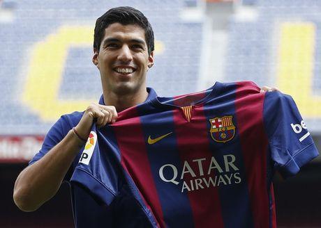 """Barcelona """"troi chan"""" MSN, Suarez nhan luong ngang Neymar - Anh 5"""
