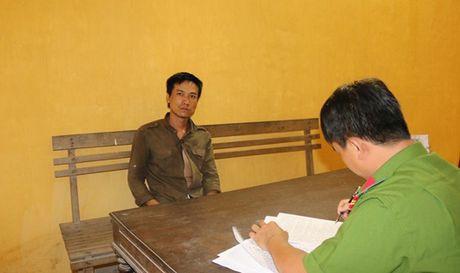Ha Tinh: Bat boi tuong 'ngao da' trom xe may cua cong nhan - Anh 1