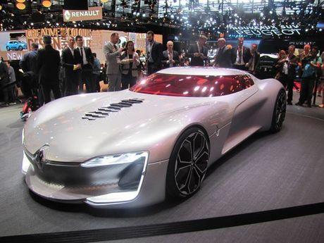 Ngan ngo truoc 5 mau xe dep nhat Trien lam Paris Motor Show 2016 - Anh 2