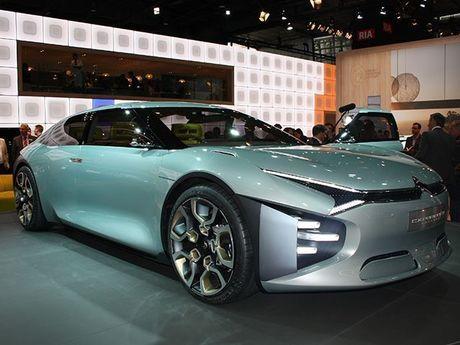 Ngan ngo truoc 5 mau xe dep nhat Trien lam Paris Motor Show 2016 - Anh 5