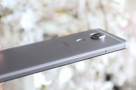 Lo dien smartphone 'an so' Infinix Zero 4 Plus tai Viet Nam - Anh 3