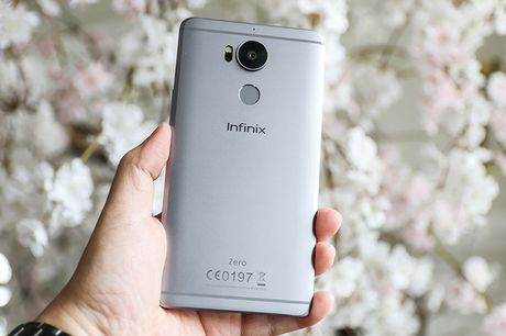 Lo dien smartphone 'an so' Infinix Zero 4 Plus tai Viet Nam - Anh 6