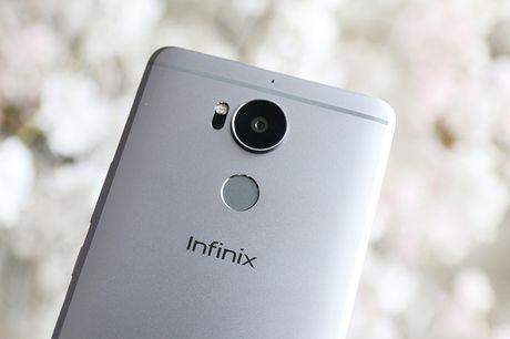 Lo dien smartphone 'an so' Infinix Zero 4 Plus tai Viet Nam - Anh 7