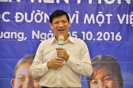 Vinamilk trao 11 ty dong cho cac tinh Tay Bac - Anh 2