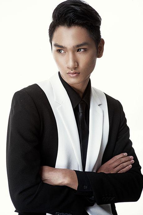 Mau nam dep nhat VN Next Top Model 2016 duoc san don - Anh 1