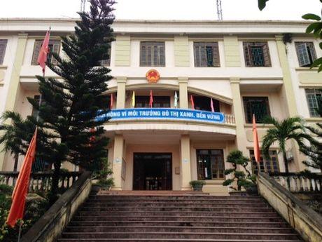 Thanh Hoa: Ca phuong dong cua di lien hoan trong gio hanh chinh - Anh 1