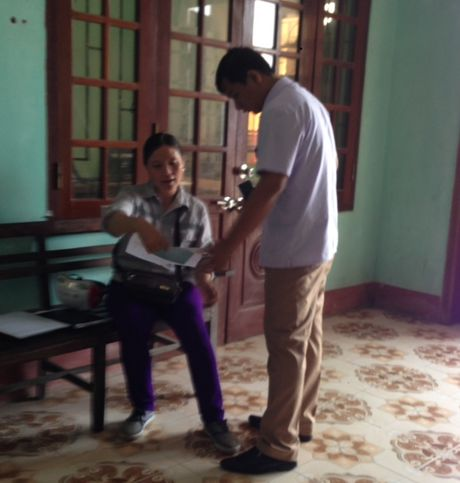 Thanh Hoa: Ca phuong dong cua di lien hoan trong gio hanh chinh - Anh 4