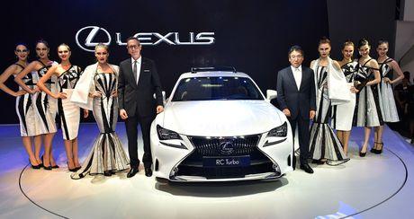 """Mot khong gian Lexus """"ngap tran cam xuc"""" tai VMS 2016 - Anh 3"""