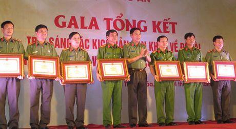 Nhieu kich ban hay khac hoa sinh dong hinh tuong nguoi chien si Cong an - Anh 1