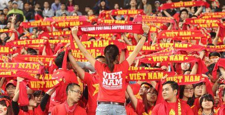 Phat sinh 'do khoc do cuoi' truoc tran Viet Nam vs Trieu Tien - Anh 1