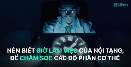 Hieu noi tang de khong lo benh tat: Nhung dieu ban can phai biet - Anh 1