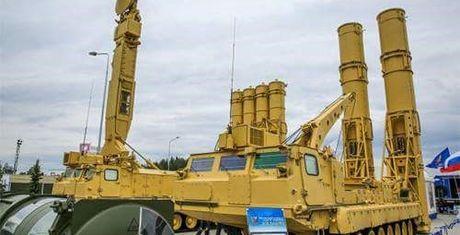 Tai sao My va phuong Tay phan doi Nga trien khai S-300V4 tai Syria - Anh 1