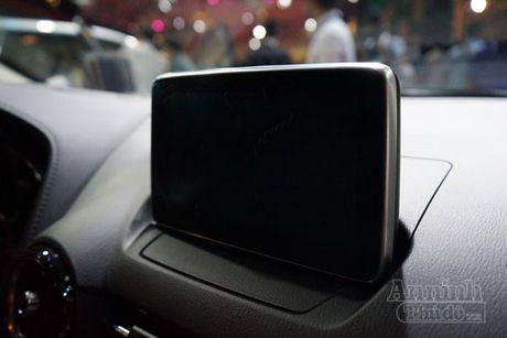 Chi tiet Mazda CX-3 lan dau ra mat khach hang Viet - Anh 10
