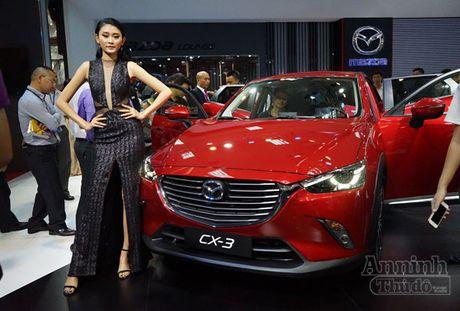 Chi tiet Mazda CX-3 lan dau ra mat khach hang Viet - Anh 2