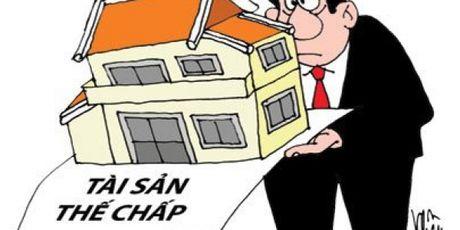 Bất cập chuyện công bố dự án bất động sản thế chấp ngân hàng