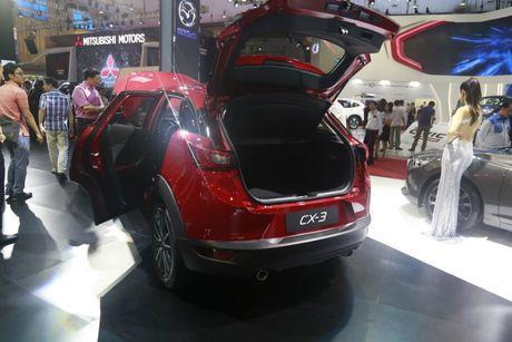 Mazda tung ra bo doi SUV moi, canh tranh cung Toyota - Anh 2