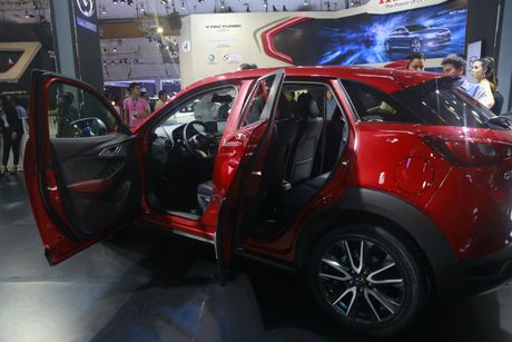 Mazda tung ra bo doi SUV moi, canh tranh cung Toyota - Anh 4
