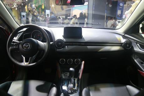 Mazda tung ra bo doi SUV moi, canh tranh cung Toyota - Anh 5