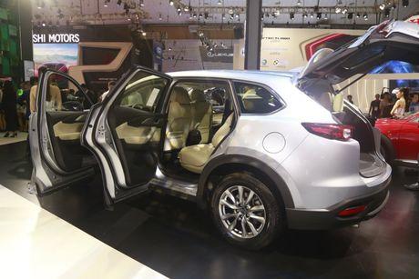 Mazda tung ra bo doi SUV moi, canh tranh cung Toyota - Anh 6