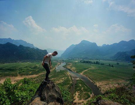 Chang Tay dep trai lai xe 3.500km doc Viet Nam suot 23 ngay - Anh 8