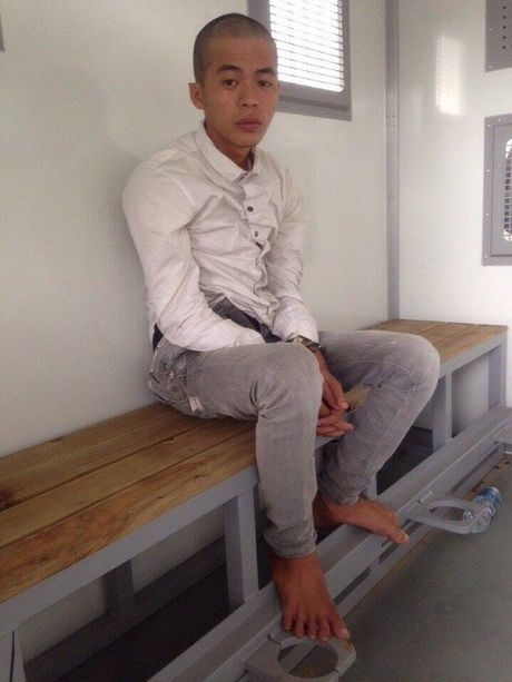 Binh Duong: Doi tuong tron truy na sa luoi - Anh 1