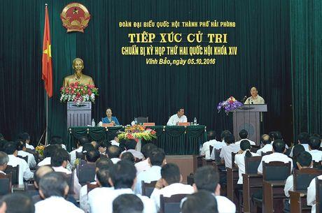 """Thu tuong Nguyen Xuan Phuc: Giai quyet co ban diep khuc """"duoc mua, mat gia"""" - Anh 1"""