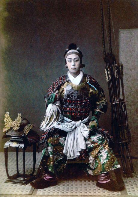 Nhung chien binh samurai cuoi cung cua Nhat Ban tu nam 1863-1900 - Anh 10