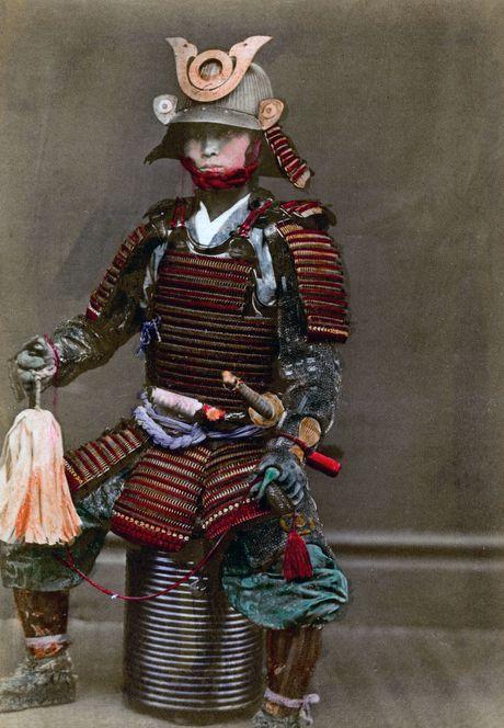 Nhung chien binh samurai cuoi cung cua Nhat Ban tu nam 1863-1900 - Anh 13
