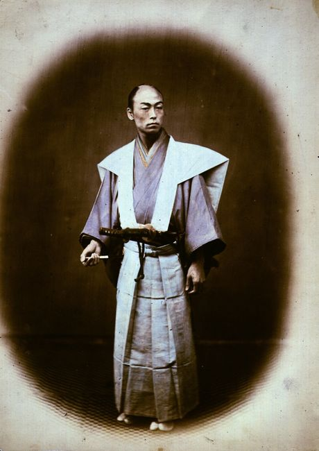 Nhung chien binh samurai cuoi cung cua Nhat Ban tu nam 1863-1900 - Anh 15