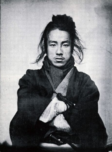 Nhung chien binh samurai cuoi cung cua Nhat Ban tu nam 1863-1900 - Anh 2