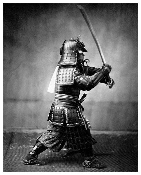 Nhung chien binh samurai cuoi cung cua Nhat Ban tu nam 1863-1900 - Anh 7
