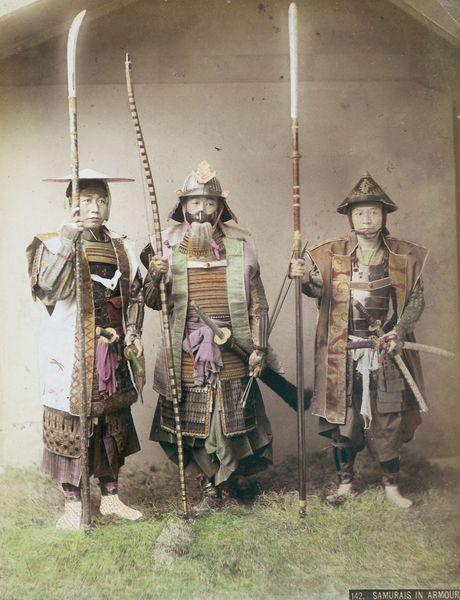 Nhung chien binh samurai cuoi cung cua Nhat Ban tu nam 1863-1900 - Anh 8